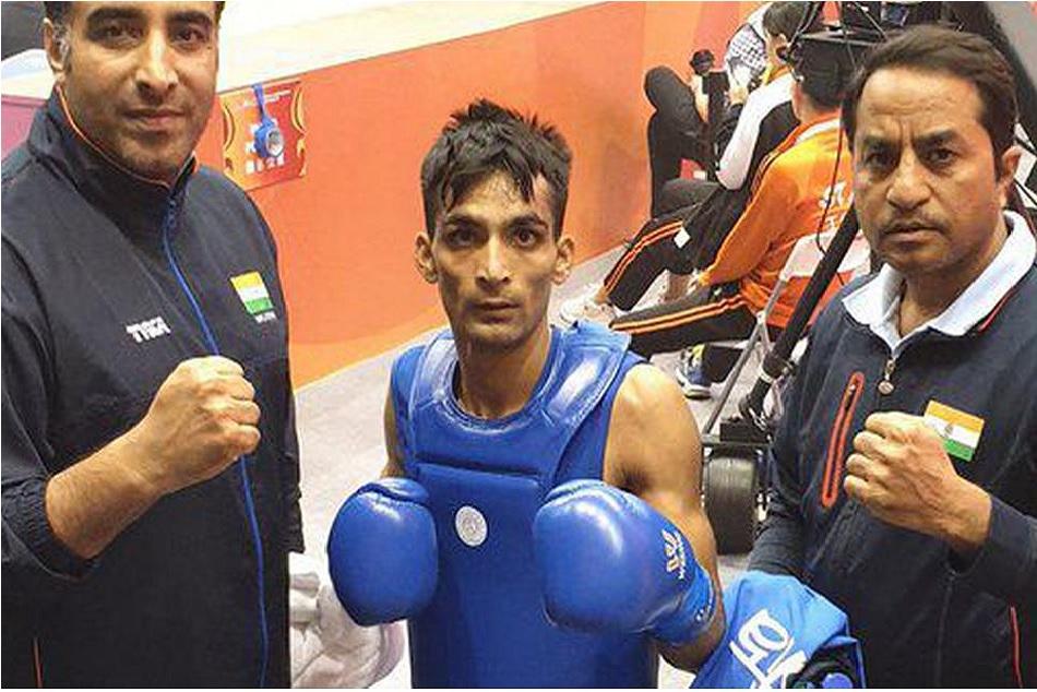 Wushu World Championship: Praveen Kumar gold winning performance made history for India