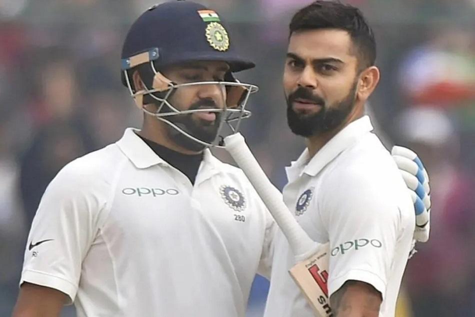 ICC टेस्ट रैंकिंग में रोहित शर्मा ने लगाई लंबी छलांग, कोहली को हुआ भारी नुकसान