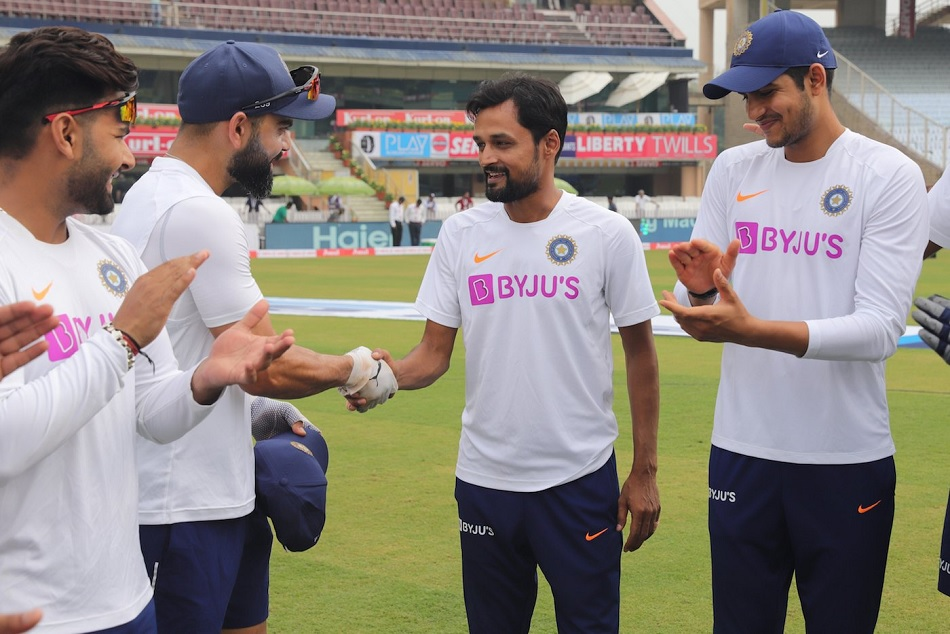 How did Nadeem Shahbaz made surprise entry in Team India, Vikram Rathod revealed