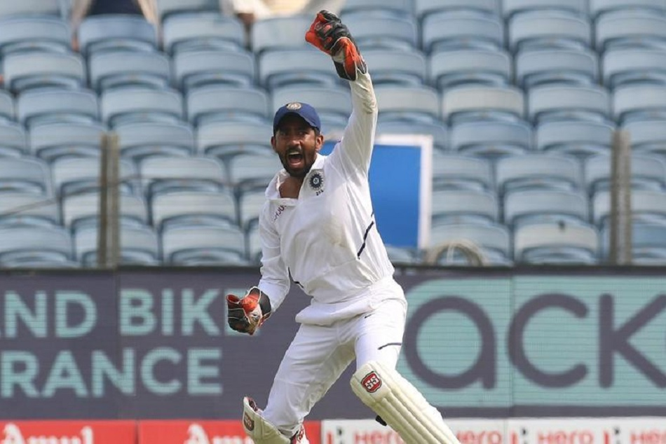 IND vs SA: Watch why Wriddhiman Saha is best in business, he took another one handed stunner