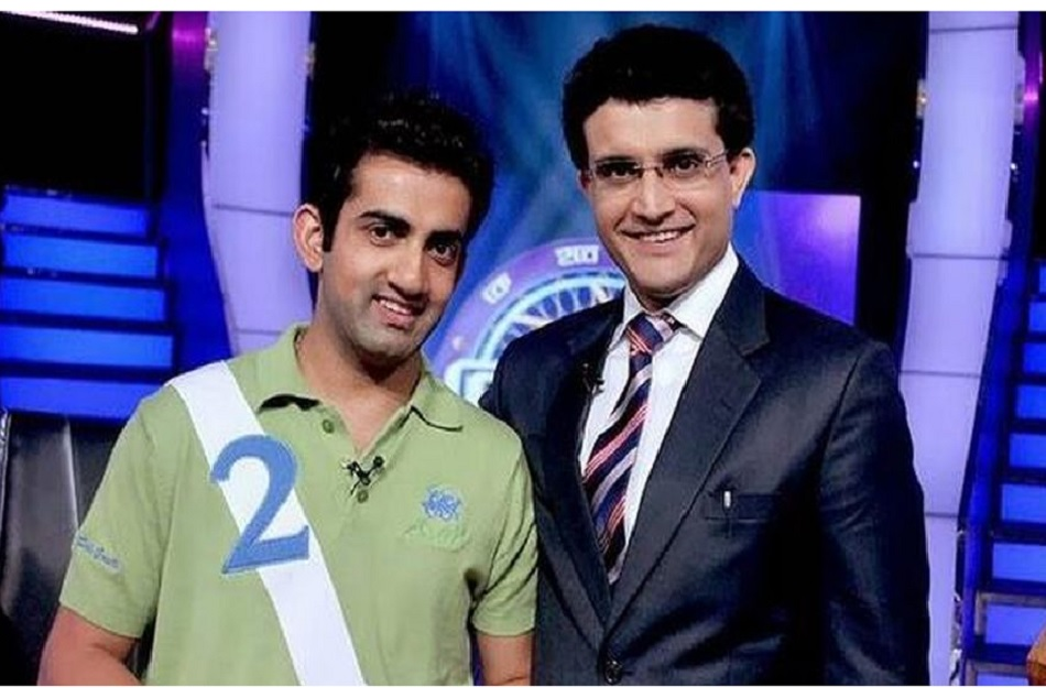 Gautam Gambhir not agree with cooling-off period rule imposed on bcci president sourav ganguly