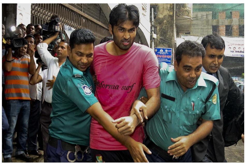 Former Bangladesh fast bowler Shahadat Hussain banned for assault