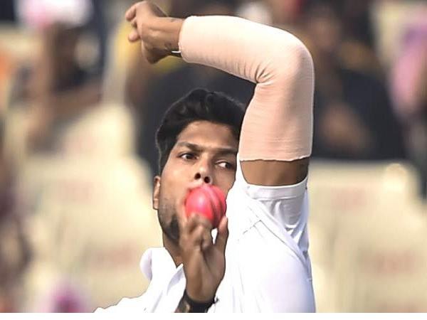 उमेश ने बदला गेंद को पकड़ने का तरीका-