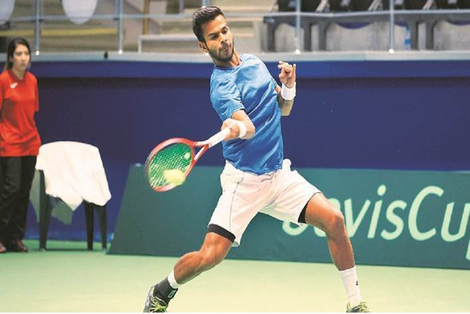 Davis Cup: India took 2-0 lead crushed unranked pakistani opponent in opening matches
