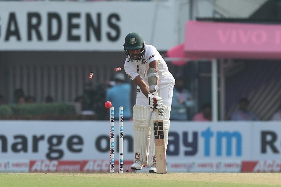 पिंक बॉल टेस्ट में 12 खिलाड़ियों से खेल गया बांग्लादेश, 3 गेंदबाज फिर भी पड़े भारी