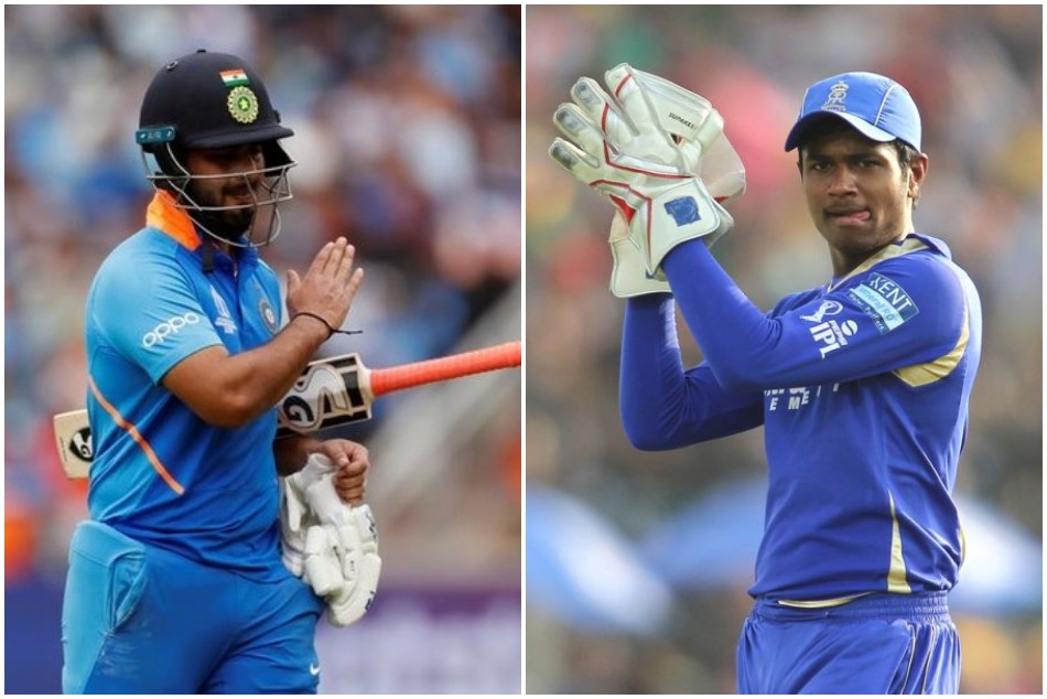 a threat for rishabh pant poor form as Sanju Samson is ready to do wicket keeping also