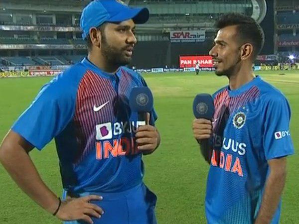 6 गेंदों में 6 छक्के लगाना चाहते थे रोहित शर्मा