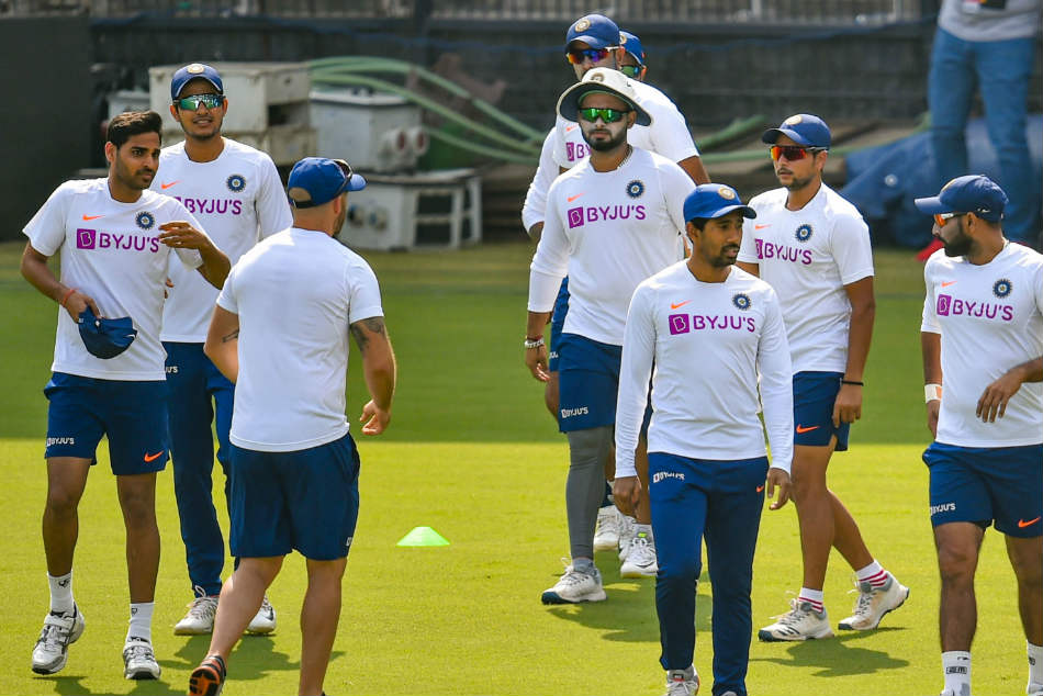 IND vs BAN: Bhuvneshwar Kumar practised with team india in indore test pre match session