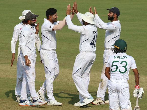 1st Test, IND vs BAN: इंदौर में भारत ने रचा इतिहास, 26 साल बाद किया यह कारनामा, देखें रिकॉर्ड