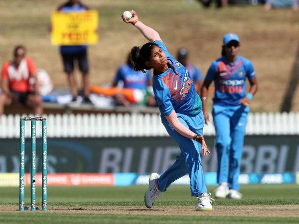 भारतीय गेंदबाजी के सामने पस्त हुए कैरिबियाई, 84 रनों से हारा