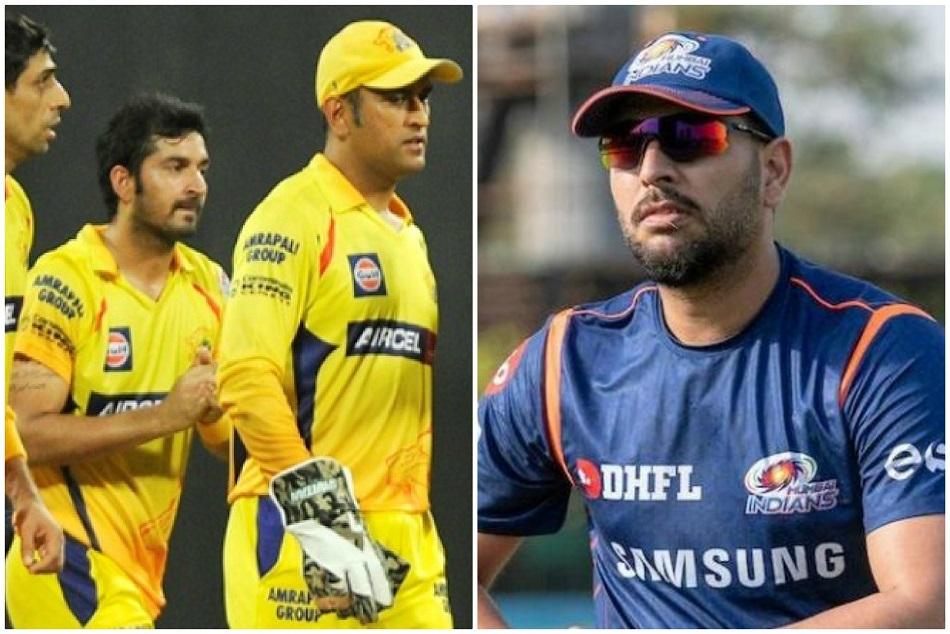 IPL 2020 : युवराज समेत मुंबई इंडियंस ने बाहर किए 11 खिलाडी, जानें बाकी टीमों में किसका कटा पत्ता
