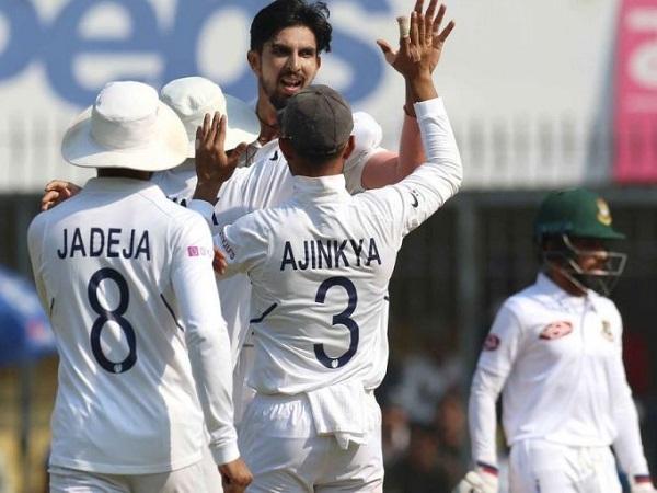 पहली बार गुलाबी गेंद से कोई टेस्ट खेलीं दोनों टीमें