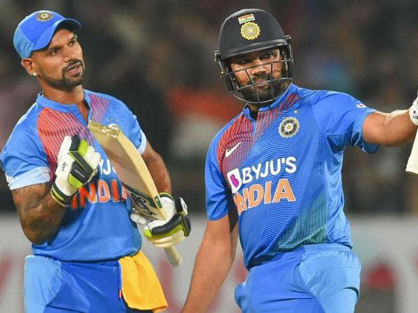 हिटमैन की शानदार पारी की बदौलत भारत जीता