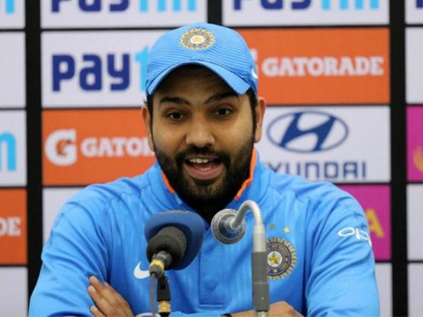 मैच के बाद जानें क्या बोले रोहित शर्मा