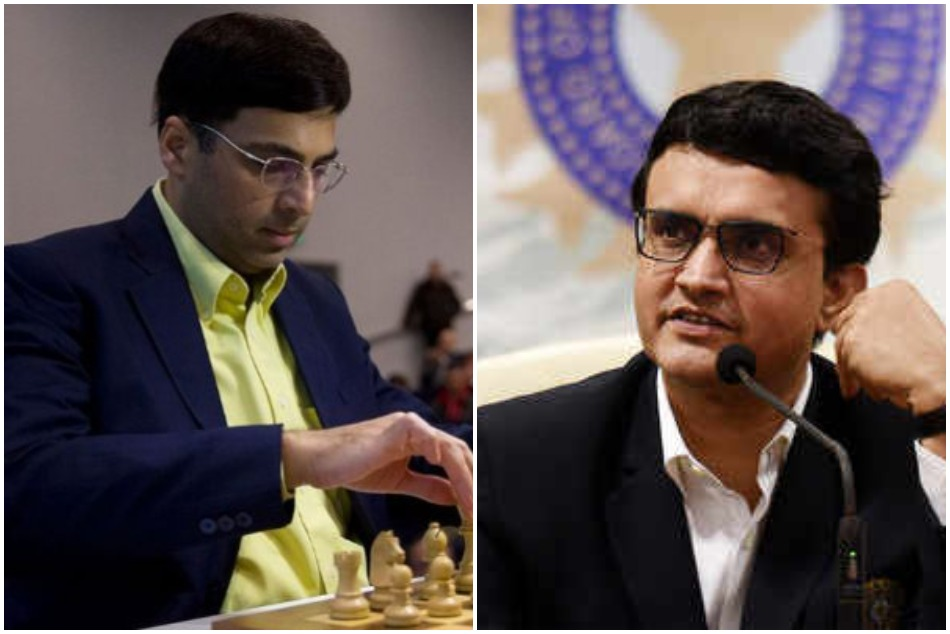 On BCCIs chief Sourav Ganguly invitation, Vishwanathan Anand, Magnus Carlsen will be seen to ring Eden Gardens bell