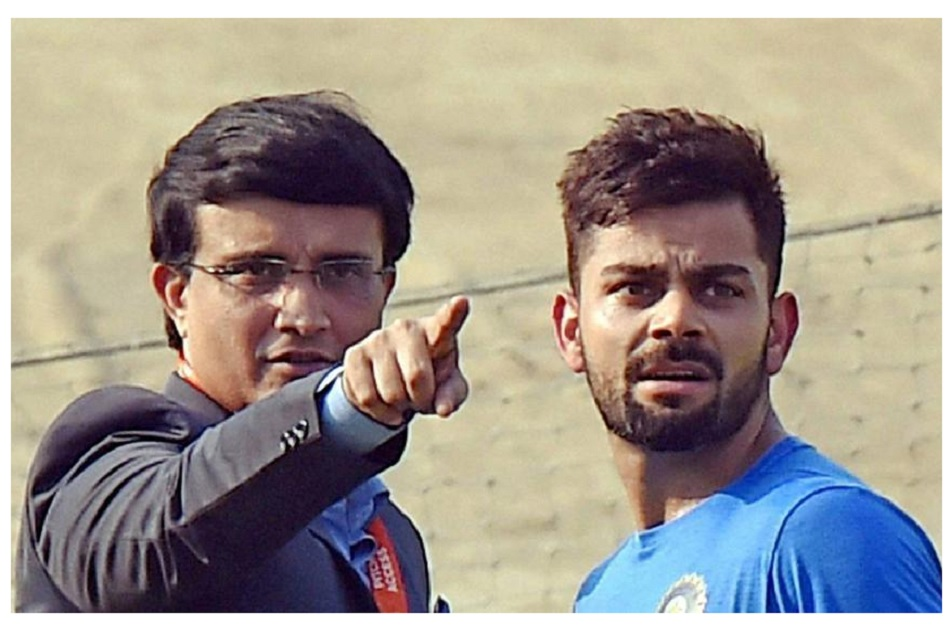 Sourav Ganguly wants at least one day night test in every series of india, will Kohli agree?