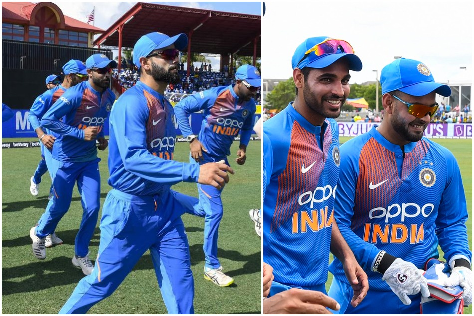 IND vs WI 1st T20i: Rishabh Pant or Sanju Samson, Here is probable playing eleven of Team India