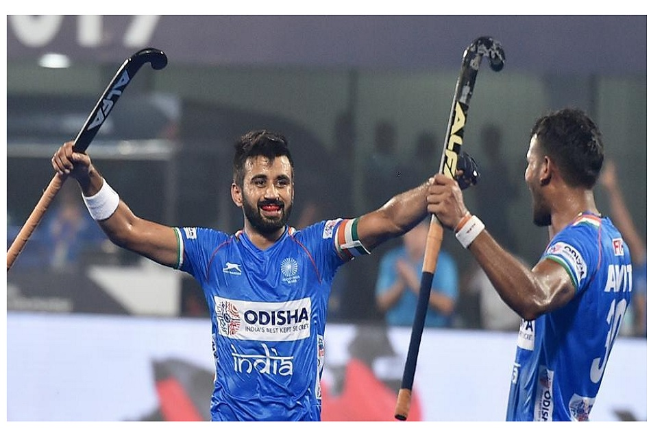 Indian Hockey team captain Manpreet Singh nominated for FIH Player of the Year