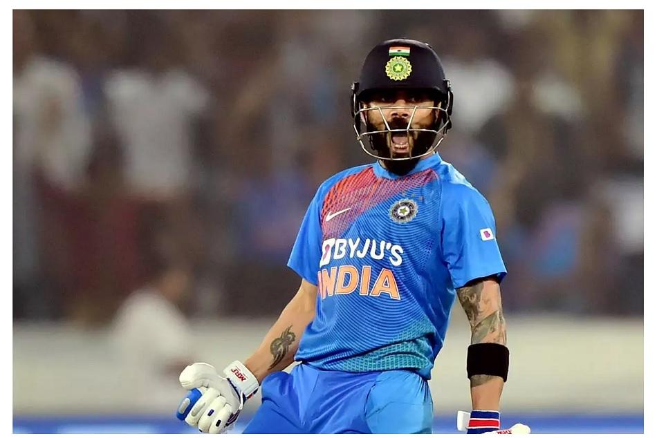 IND vs WI: T-20i में 3 रन बनाते ही भारत में 1 नंबर पर आ जाएंगे कोहली
