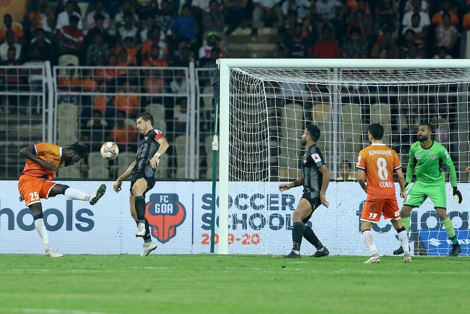 ISL 6: Ferran Corominas' goal helped FC Goa beat ATK by 2-1