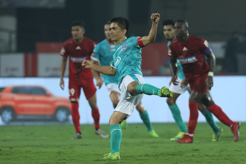 ISL 6: Bengaluru FC bounce back with a 2-0 win against NorthEast United FC