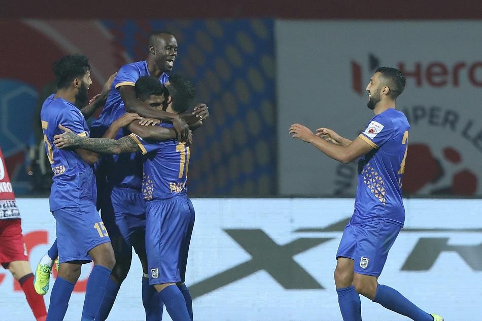 IPL 6: Mumbai City FC defeats Jamshedpur FC by 2-1
