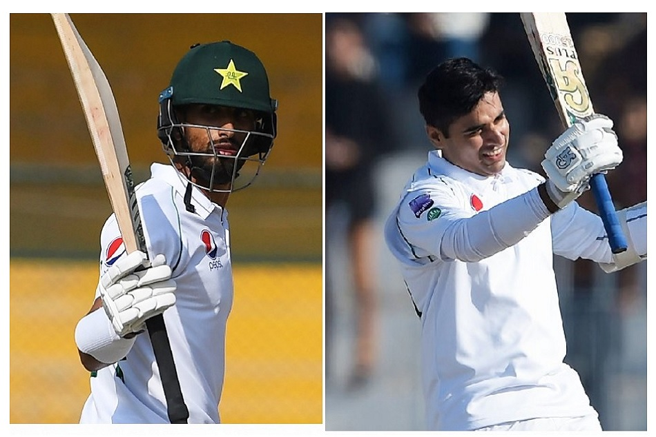 PAK vs SL: Shan Masood, Abid Ali made 2nd higest opening stand for pakistan in test