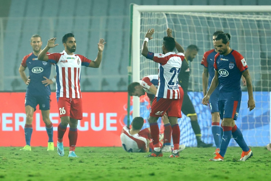 ISL 6: ATK delivered 1-0 win against defending champions Bengaluru FC