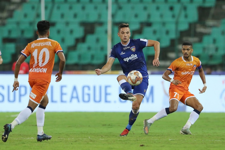 ISL 6: FC Goa regained the top spot after 4-3 win over Chennaiyin FC