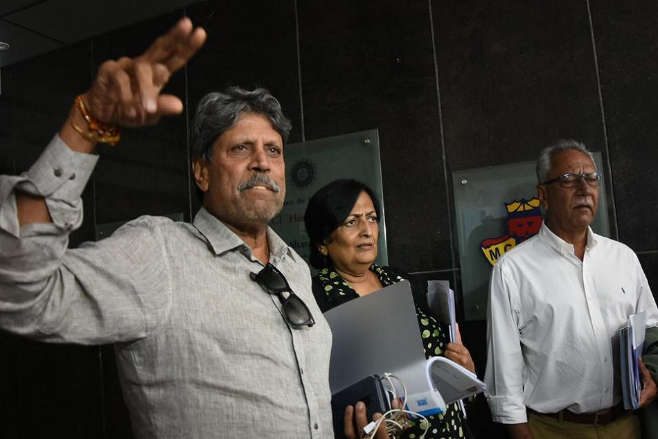Kapil Dev has been cleared by BCCI ethics officer Dk jain to join CAC again