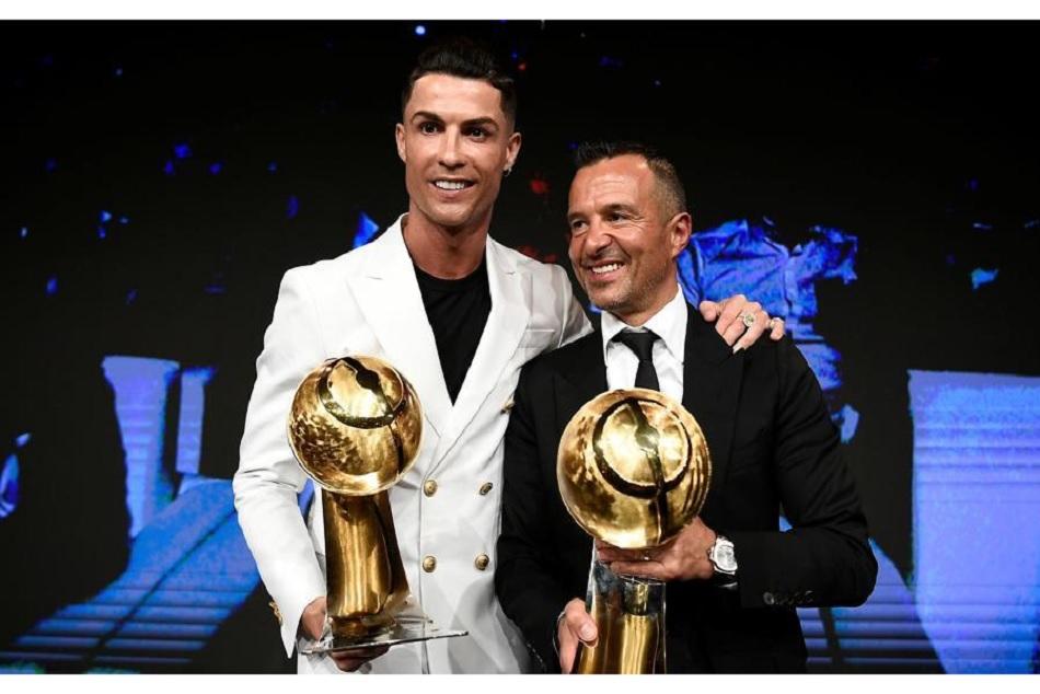 Cristiano Ronaldo won best mens player award, Lucy Bronze tops in womens list