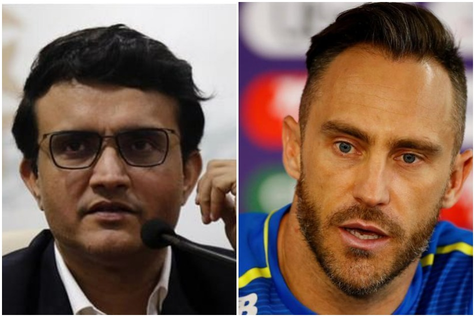 Faf du Plessis not in favor of big three idea of Sourav Ganguly, says Cricket needs more elite nations