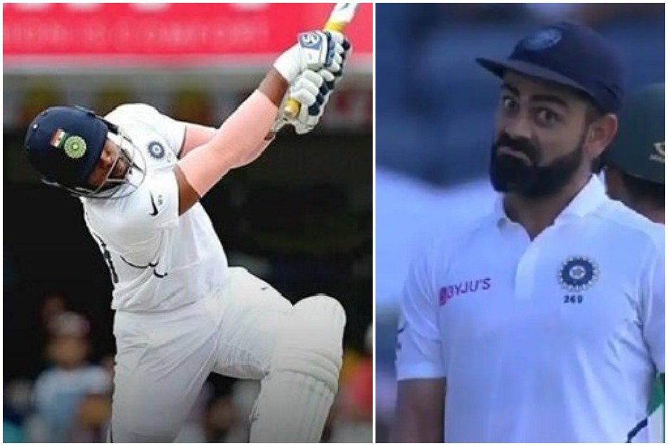 Virat Kohli hilarious note over Umesh Yadav explosive batting skill