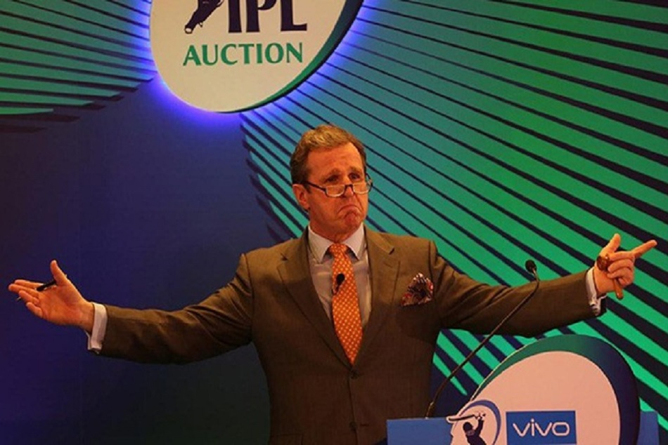 IPL Auction 2020: Voice of IPL auction Richard Medley told the most controversial moment of auction