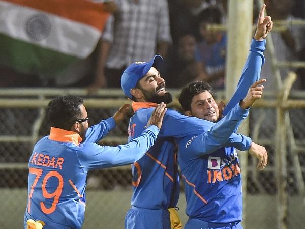 भारत की ओर से ODI में 5वीं हैट्रिक