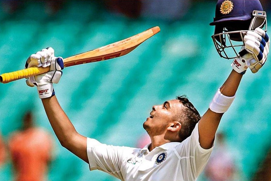 Ranji Trophy 2019: Prithvi Shaw scores first class double century in just 176 ball