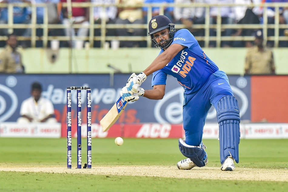 Rohit became Indias top ODI scorer for 7th consecutive year, complete incredible hat-trick in sixes