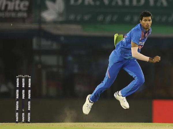 भारतीय टीम में एक बदलाव
