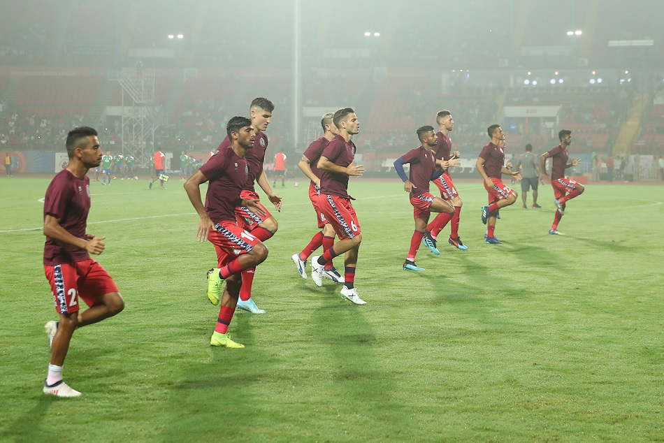 Indian Super League 6: Jamshedpur FC vs Chennaiyin FC