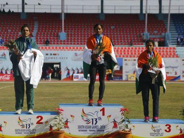 एथलेटिक्स में भारत ने जीते 8 मेडल, लेकिन गोल्ड का इंतजार