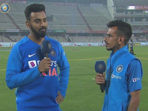 केएल राहुल ने बताया कैसे पारी को संवारा