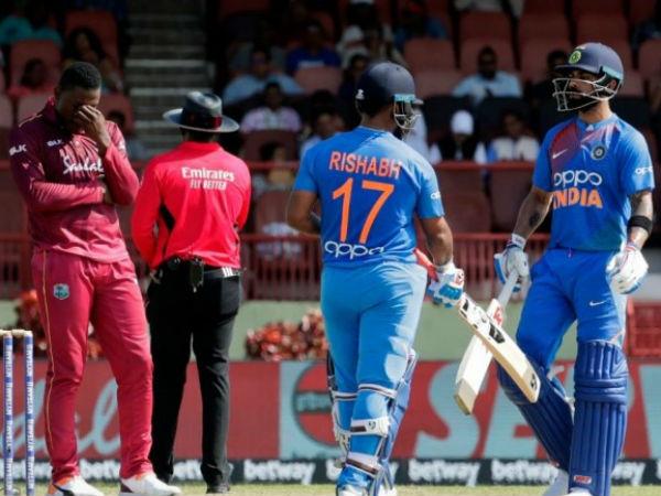 1st T20, IND vs WI: आईसीसी का बड़ा ऐलान, भारत-वेस्टइंडीज मैच में बदल जाएगा यह नियम