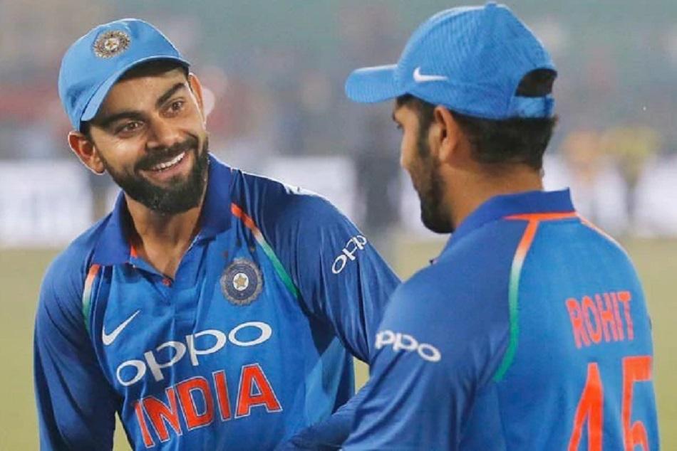 ICC T-20 Ranking : कोहली ने लगाई लंबी छलांग, रोहित शर्मा को लगा थोड़ा झटका