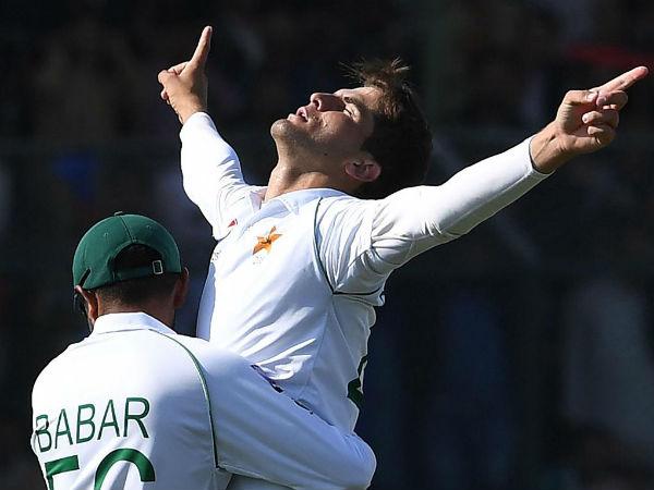 5 विकेट लेने वाले सबसे युवा गेंदबाज बने नसीम शाह