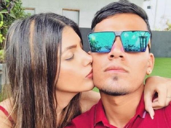 बेहद खूबसूरत है राहुल की गर्लफ्रेंड
