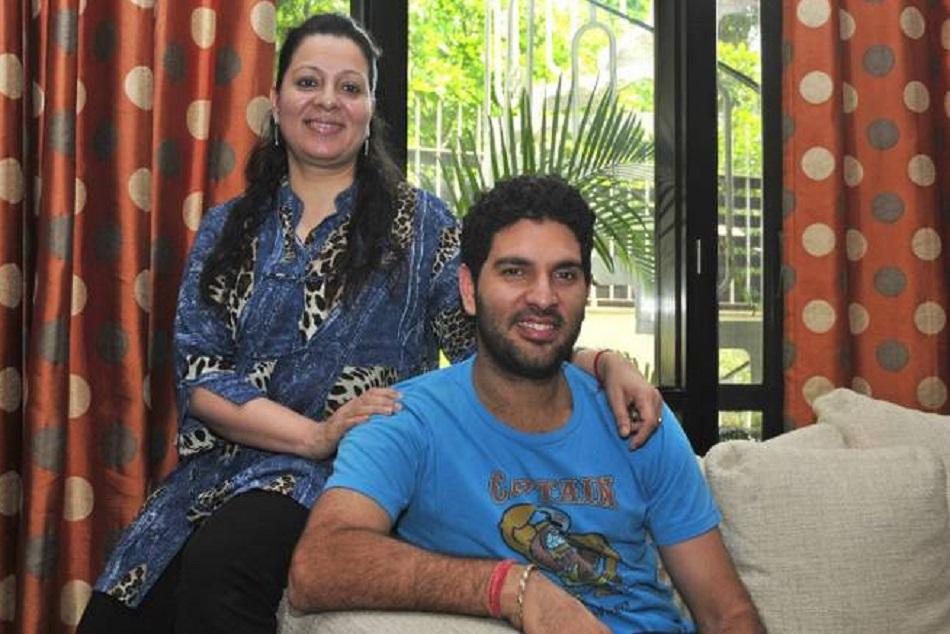 युवराज सिंह के संन्यास पर पहली बार बोलीं उनकी मां शबनम