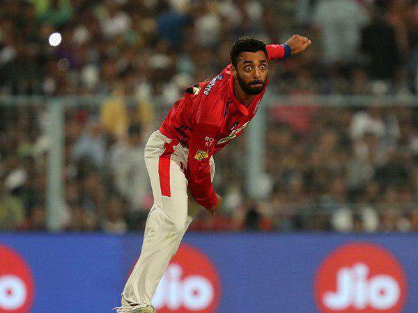 वरुण चक्रवर्ती, आईपीएल 2018