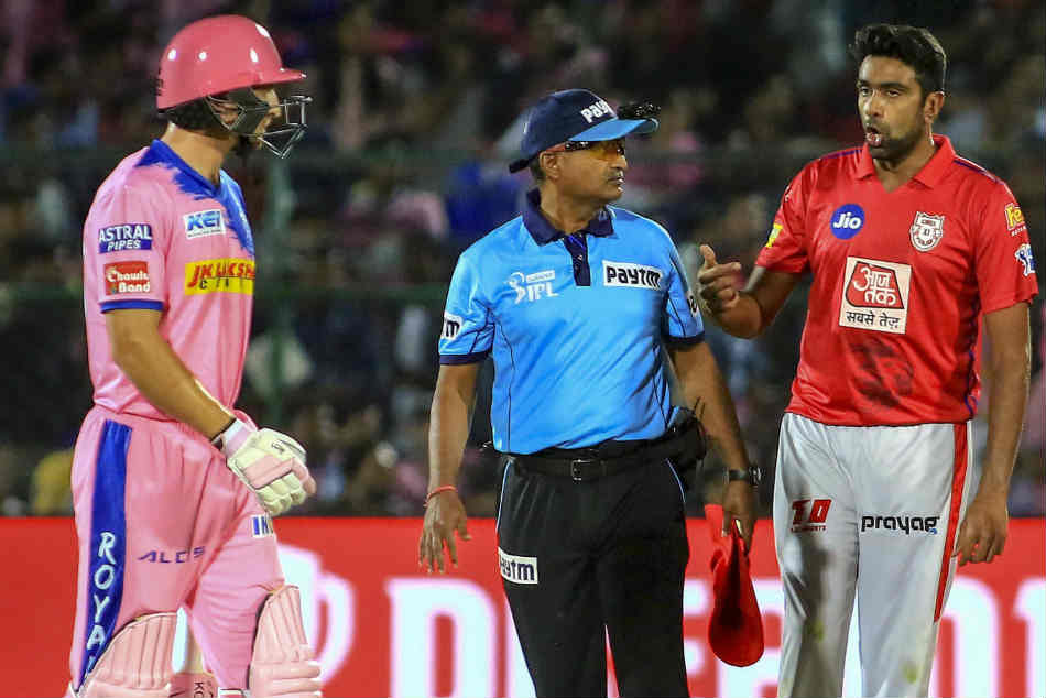 IPL 2020: R Ashwin doen not want to give up on Mankading, check what he says