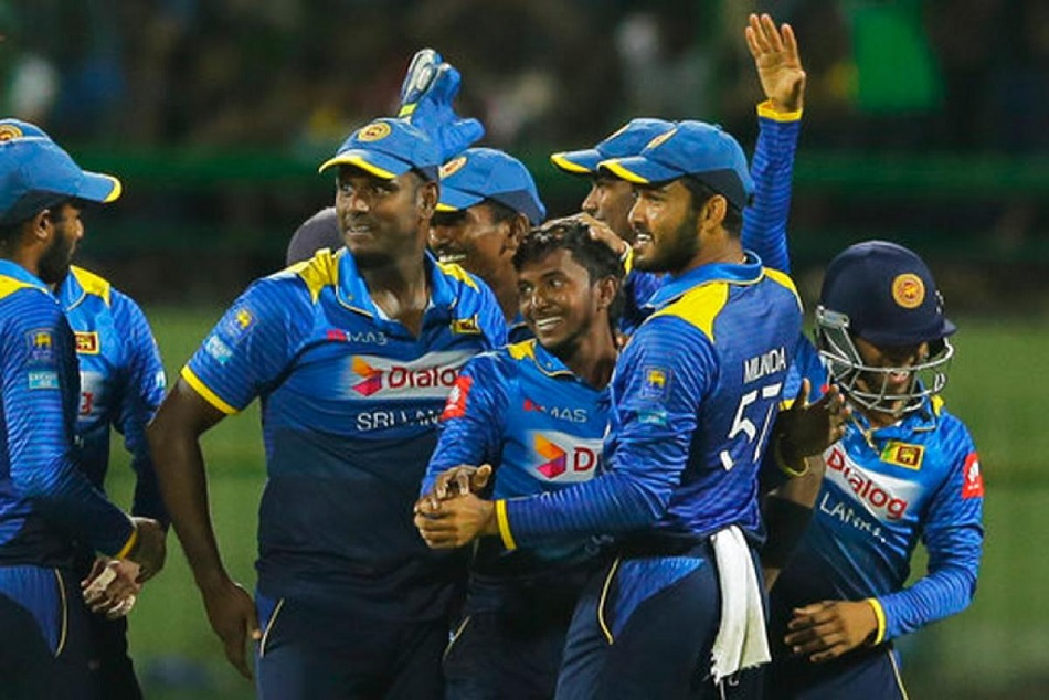 Sri Lanka announced its t-20 team for india tour, Angelo Mathews comeback after 18 months in the format