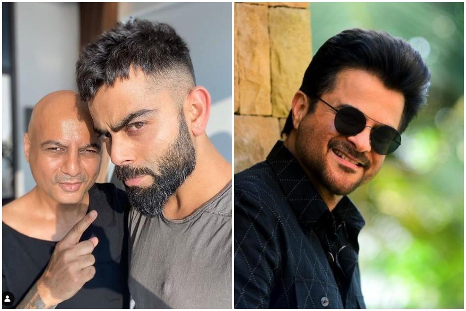 Anil Kapoor appreciate Virat Kohli new haircut ahead of 1st T20 match against Sri Lanka